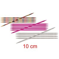 double pointed needles 10cm