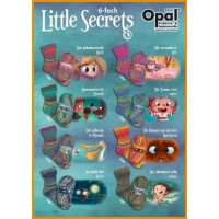 Opal Little Secrets 6-fach