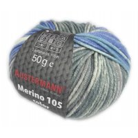 Austermann Merino 105 Color