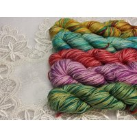 Mulberry silk AngelSilk Maharaja MC Lace yarn