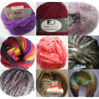blended yarns