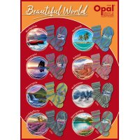 Opal Beautiful World 4-fach