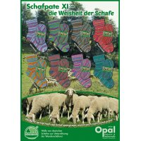Opal Schafpate XI 4-ply