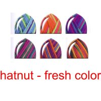 hatnut fresh color