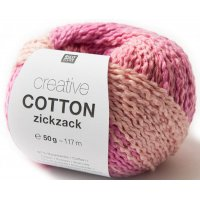 Rico Creative Cotton ZickZack