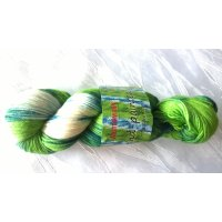 Austermann Hand painted Südsee 4-fach 100g Fb.17 Hawai...