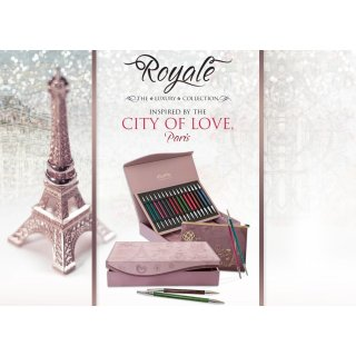 KnitPro ROYALE - the luxury collection - Sonderedition Limited Edition Art. 90851