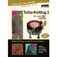 Addi Handarbeitsbuch  Turbo-Knitting 2 with addi-Express...