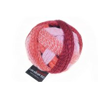 Schoppel Zauberball Laceball 100 100g Fb.2305 Red to Go