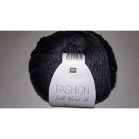 Rico Fashion Silk Blend DK 50g Fb.06 anthrazit