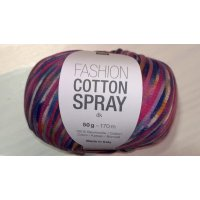 Rico Fashion Cotton Spray 50g Fb.04 pink mix