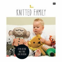 Rico Handarbeitsbuch Knitted Family 96670
