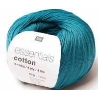 Rico Essentials Cotton 4-fädig 50g