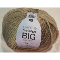 Rico Creative Melange Big Super Chunky 100g