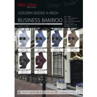 Pro Lana Golden Socks Business Bamboo 100g 4-fach
