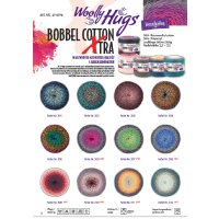 Woolly Hugs Bobbel Cotton XTRA 200g