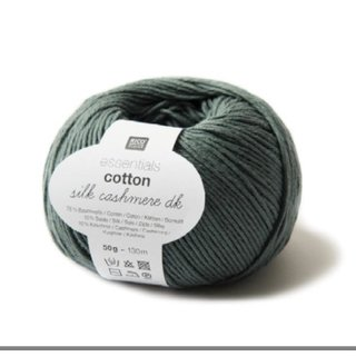 Rico Essentials Cotton Silk Cashmere 50g