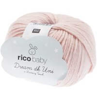 Rico Baby Dream dk Uni Lux Touch 50g Fb.02 puder