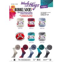 Woolly Hugs Bobbel Socks 4-fach 100g