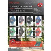 Pro Lana Golden Socks Stretch TANNHEIM 6 4-fach 100g