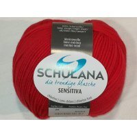 Schulana Sensitiva 50g Fb.20 rot
