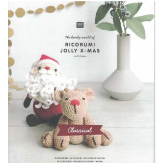 Rico Handarbeitsheft JOLLY X-MAS Decoration 96802