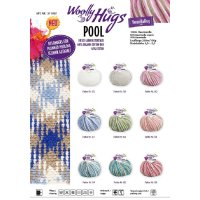 Woolly Hugs Pool 100g