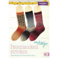 Handarbeitsbuch Woolly Hugs Patentsocken stricken CV 6534