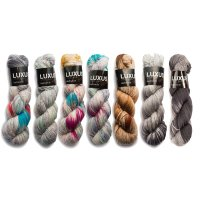Mayflower Luxus Sock yarn 100g