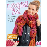 Handarbeitsbuch Veronika Hug  Loom it CV 6371