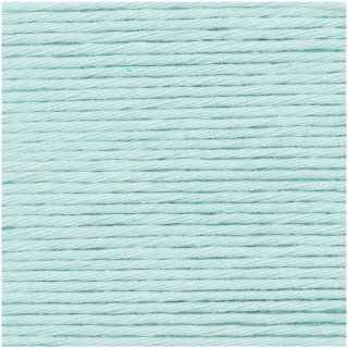 Rico Creative Cotton Aran 50g Fb. 33 eisblau