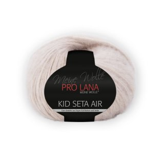 Pro Lana Kid Seta Air 50g Fb.125 beige
