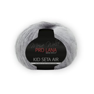 Pro Lana Kid Seta Air 50g Fb.195 grau