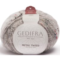 Gedifra Metal Tweed 50g