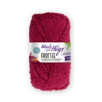 Woolly Hugs Frottee 50g Fb.31 kirsche