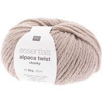 Rico Essentials Alpaca Twist Chunky 50g/60m