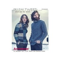 Handarbeitsheft  Austermann Booklet  Irish Tweed......