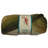 Järbo STELLA 100g Fb.45004 oliv-green-brown