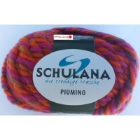 Schulana Piumino Color Fb.500 pink-orange