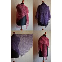 AngelSilk Mulberry Silk ECHOES OF THE PAST 100g